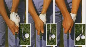 Hold A Golf Club Right Handed